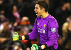 Brad Jones Liverpool goalkeeper