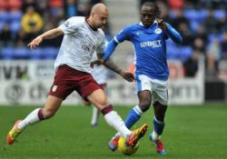 Victor Moses Wigan Athletic