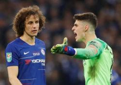 Kepa Arrizabalaga kritiseras av tidigare Chelsea-spelare