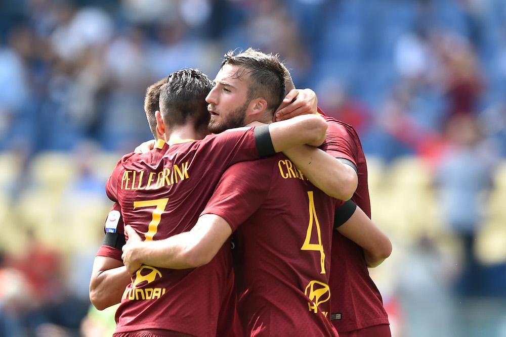 Officiellt: Roma köper loss Bryan Cristante