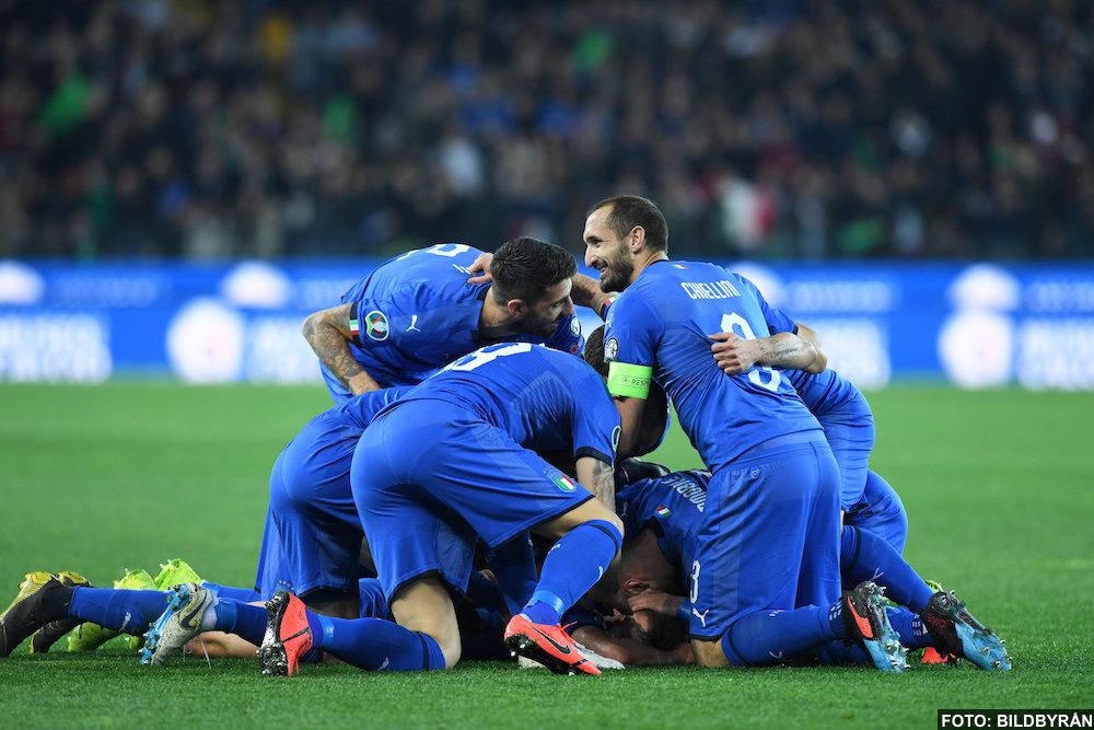 Uppgifter: Arsenal siktar in sig på Nicolo Barella