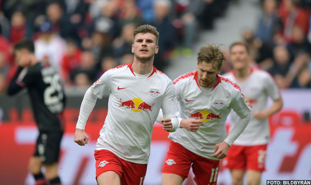 Timo Werner närmar sig flytt från Leipzig