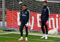 Uppgifter: Keylor Navas lämnar Real Madrid efter säsongen