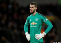 Uppgifter: United siktar in sig på ersättare till David De Gea