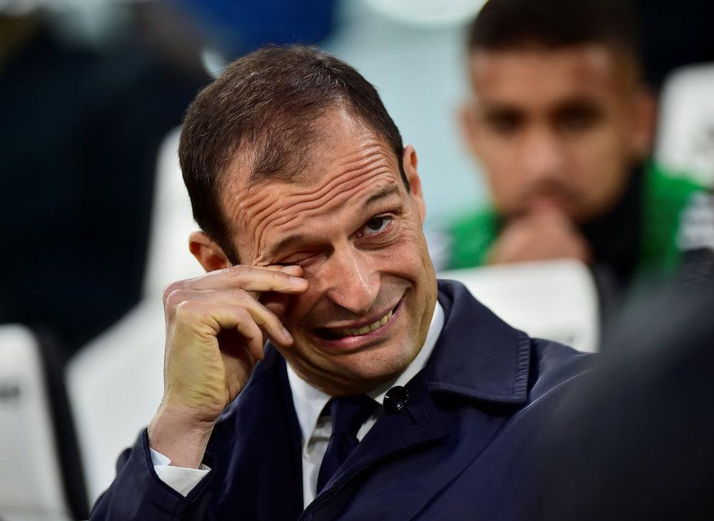 Officiellt: Allegri fortsätter inte i Juventus