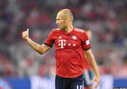 Uppgifter: Arjen Robben erbjuds kontrakt av Benfica