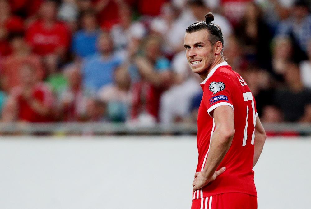 Inter i möte med Gareth Bales agent