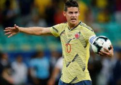 Uppgifter: James Rodríguez kan gå till Atlético Madrid