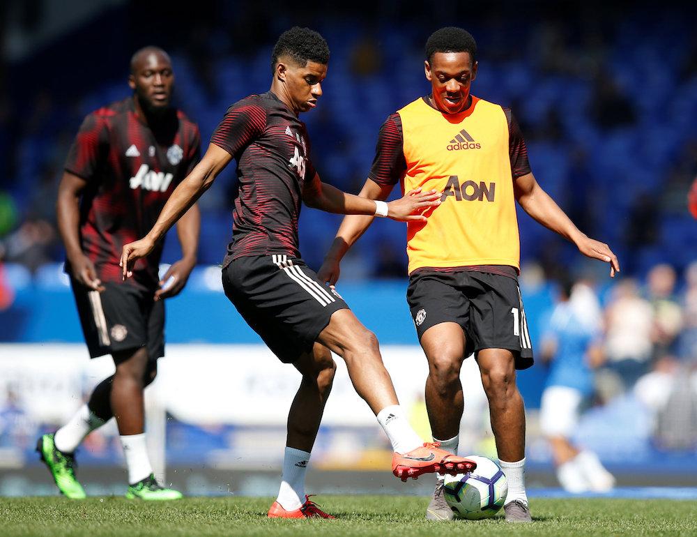 Officiellt: Marcus Rashford förlänger med Manchester United