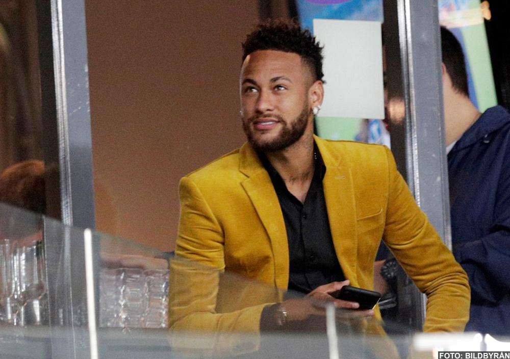 Uppgifter: PSG erbjuder Neymar - till Real Madrid