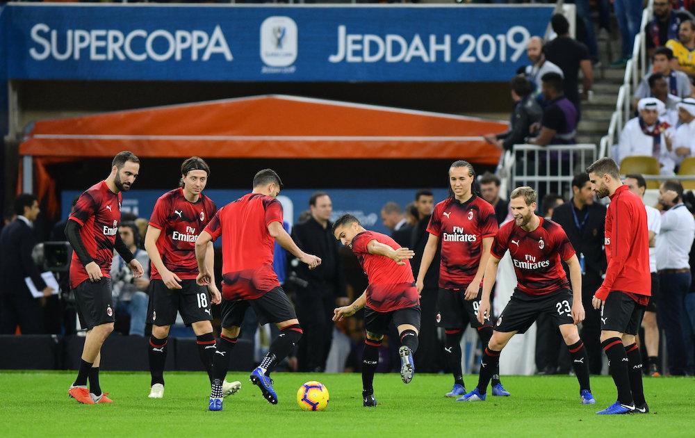 Officiellt: Laxalt lånas ut från AC Milan