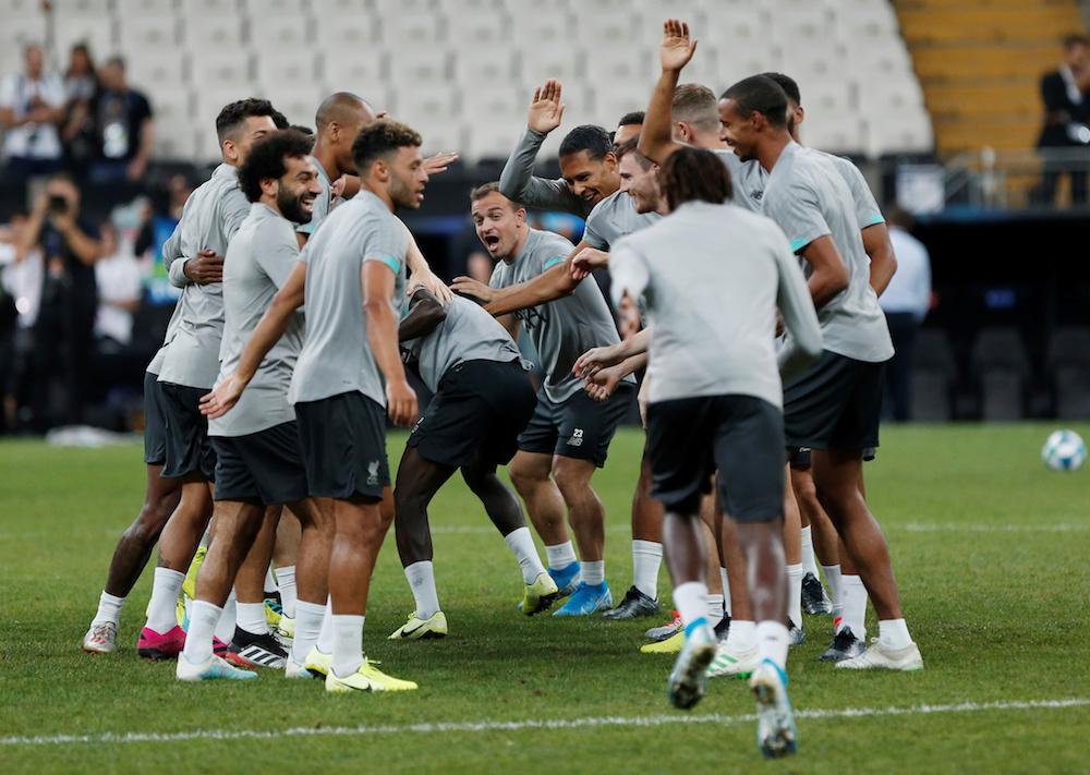 Shaqiri hotar med att lämna Liverpool