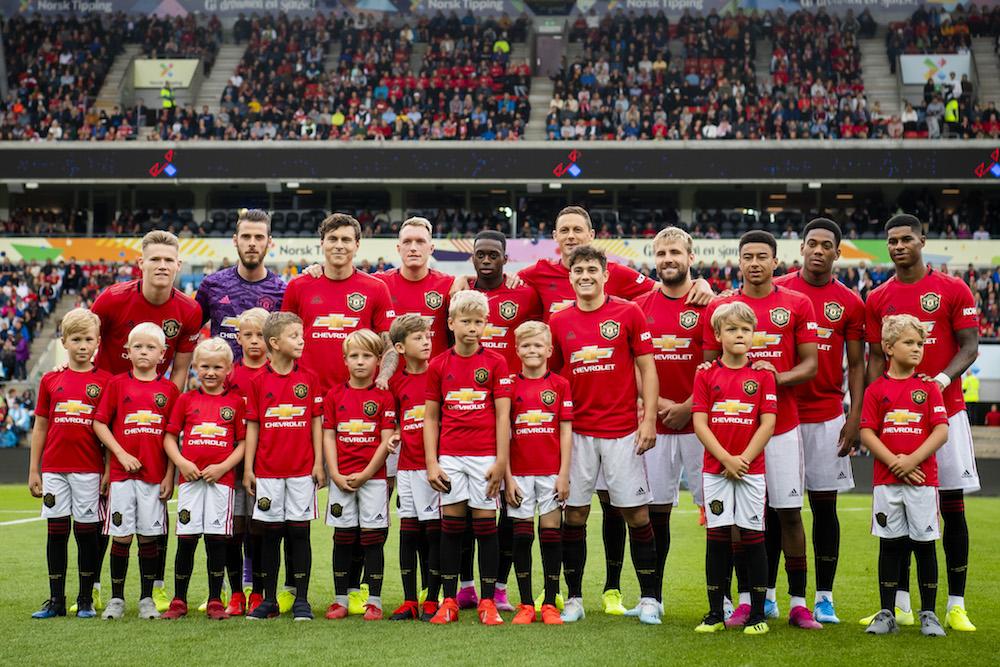 Officiellt: David De Gea förlänger med Manchester United