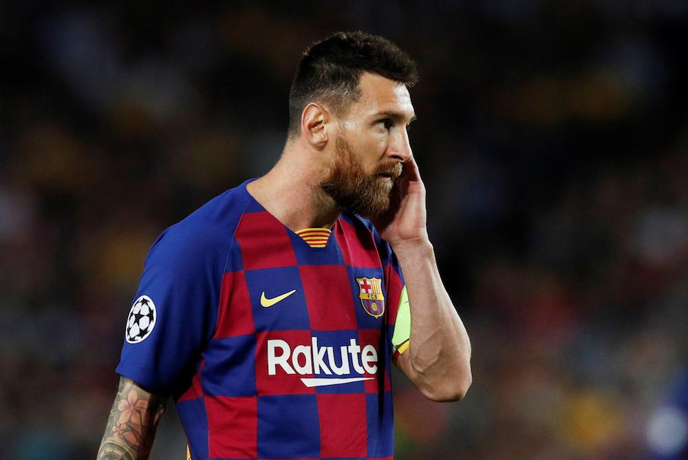 """Leo Messi avslöjar: """"Ville lämna Barcelona"""""""