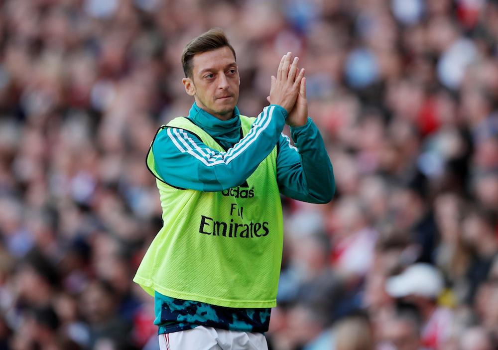 Uppgifter: Mesut Özil kan lämna för MLS