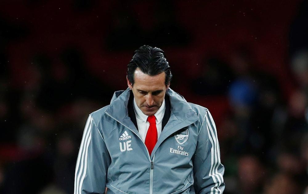 Officiellt: Arsenal sparkar Unai Emery