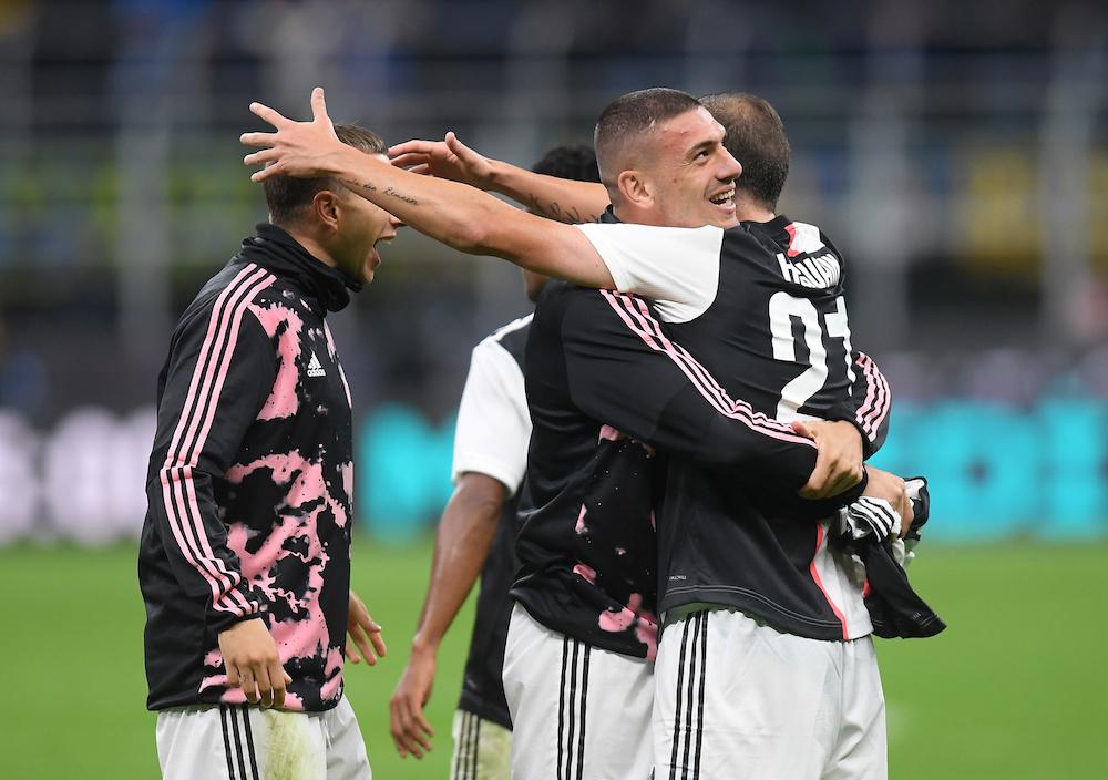 Uppgifter: AC Milan siktar in sig på Demiral