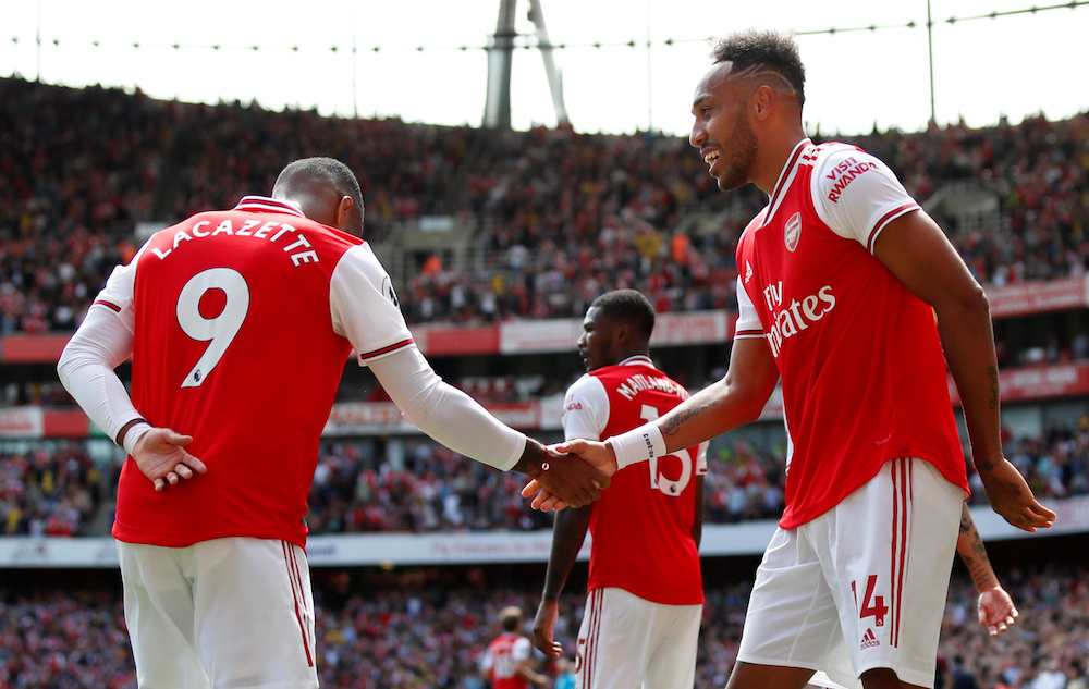 Uppgifter: Arsenals anfallsduo kan lämna efter säsongen