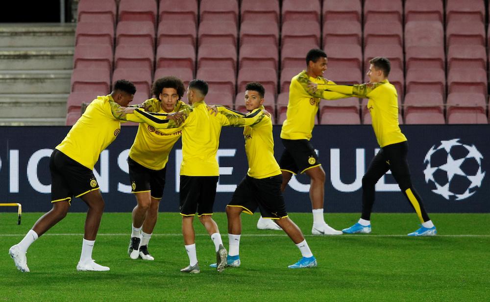 Uppgifter: Jadon Sancho lämnar Dortmund i januari