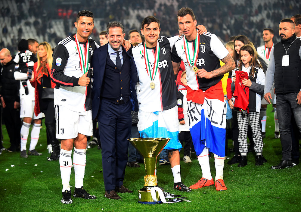 Uppgifter: Juventus släpper inte Mandzukic