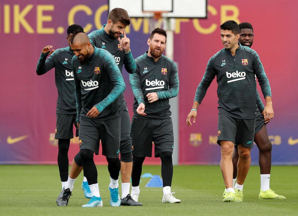Arturo vidal hotar med att lämna - United intresserade