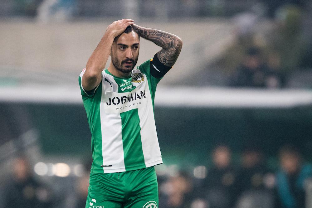Jiloan Hamad bekräftar återkomst till Allsvenskan
