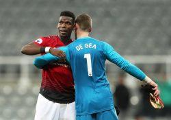 """Odion Ighalo: """"United kommer bli som ett nytt lag med Pogba"""""""