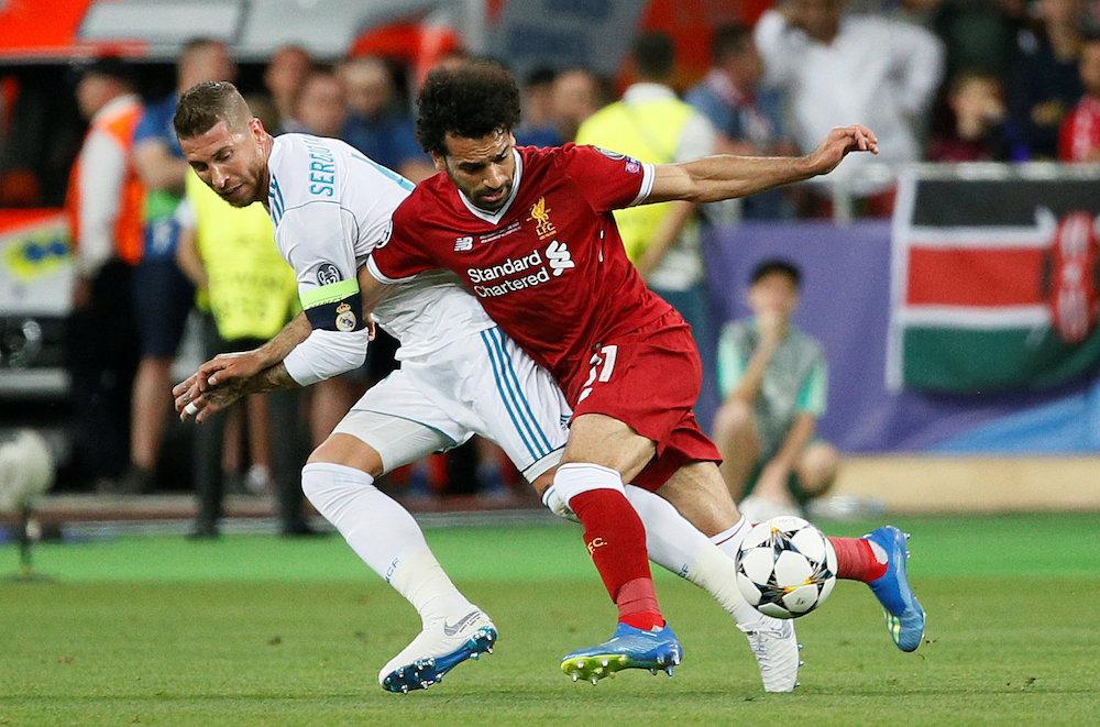 """Chellini: """"Genidrag att skada Mohamed Salah i finalen"""""""
