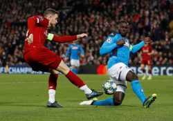 Uppgifter: Liverpool närmar sig Koulibaly