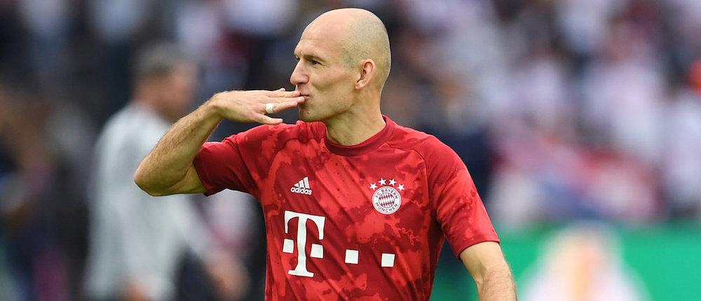 Officiellt: Arjen Robben klar för Groningen