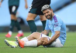 Uppgifter: Agüero kan lämna för Inter i sommar
