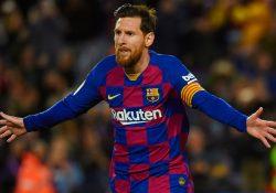 Uppgifter: Barcelona förhandlar med Messi om nytt kontrakt