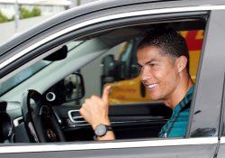 Uppgifter: Cristiano Ronaldo kan lämna Juventus i sommar