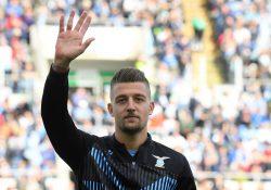 "Sergej Milinkovic-Savic: ""Stannar i Lazio"""