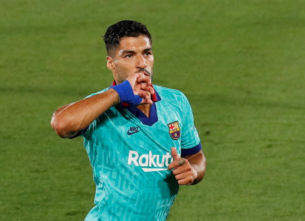 Uppgifter: Luis Suárez har fått Inter Miami
