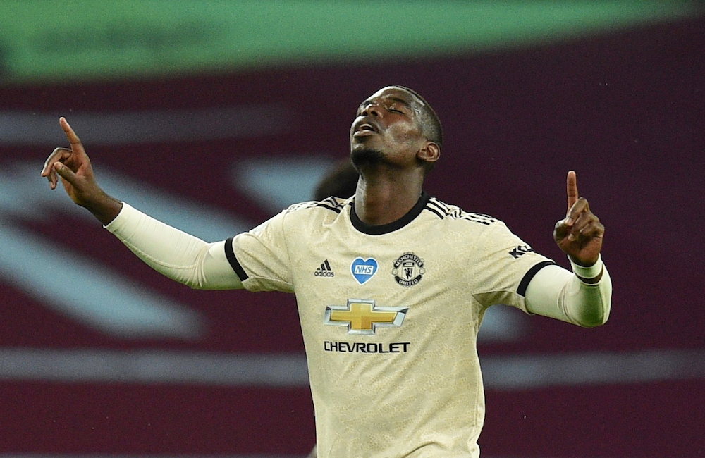 Uppgifter: Paul Pogba skriver långtidskontrakt med United