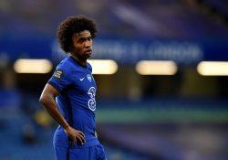 Willian på väg bort från Chelsea - föredrar Tottenham