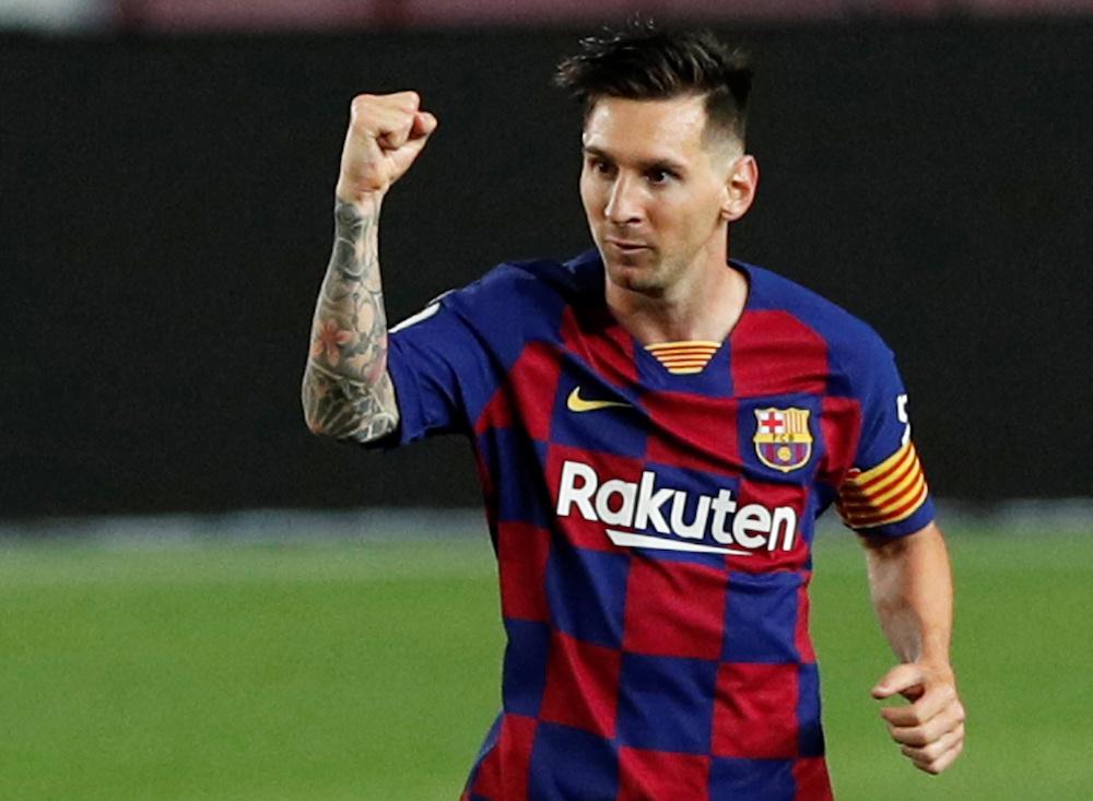 """Giuseppe Marotta: """"Skulle älska att ha Messi, men..."""""""