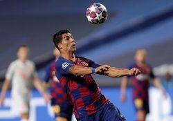 Uppgifter Barcelona kan ersätta Luis Suárez med Jesus