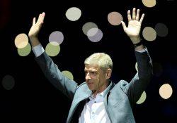 Uppgifter: Barcelona vill anställa Arsene Wenger - får nobben