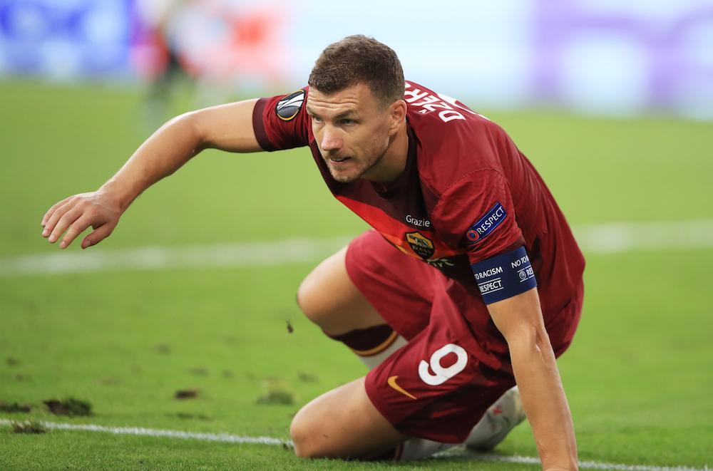 Uppgifter: Dzeko väljer mellan Roma och Juventus