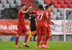 Uppgifter: Manchester-klubbarna gör upp om David Alaba