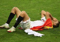 Uppgifter: Sergio Reguilon kan lämna för Manchester United
