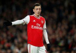 Uppgifter: Mesut Özil tackar nej till till Saudiarabien-flytt