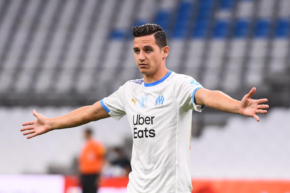 Uppgifter: Sevilla leder i jakten på Florian Thauvin