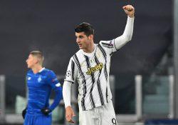 """Moratas agent: """"Kommer stanna i Juventus nästa säsong"""""""