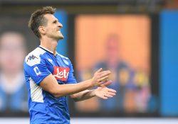 Bekräftar: Milik kan lämna Napoli för spel i Marseille