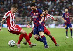 """Ángel Correa: """"Messi är välkommen i Atlético Madrid"""""""