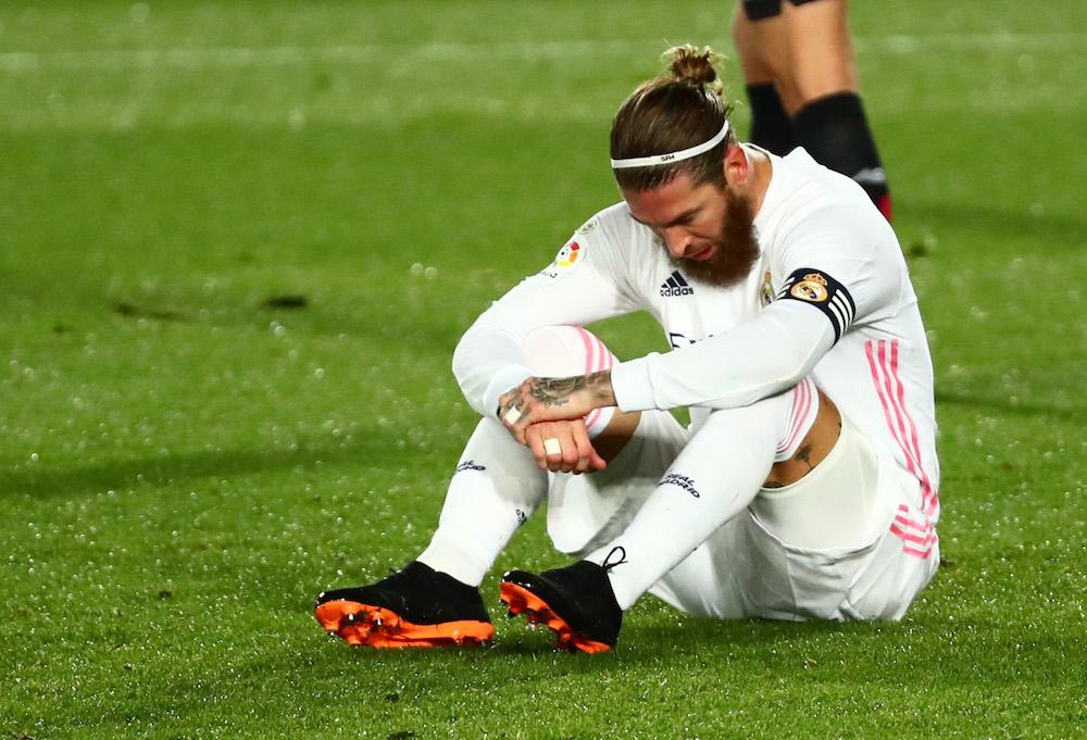 Uppgifter: Inga erbjudanden har kommit in till Sergio Ramos