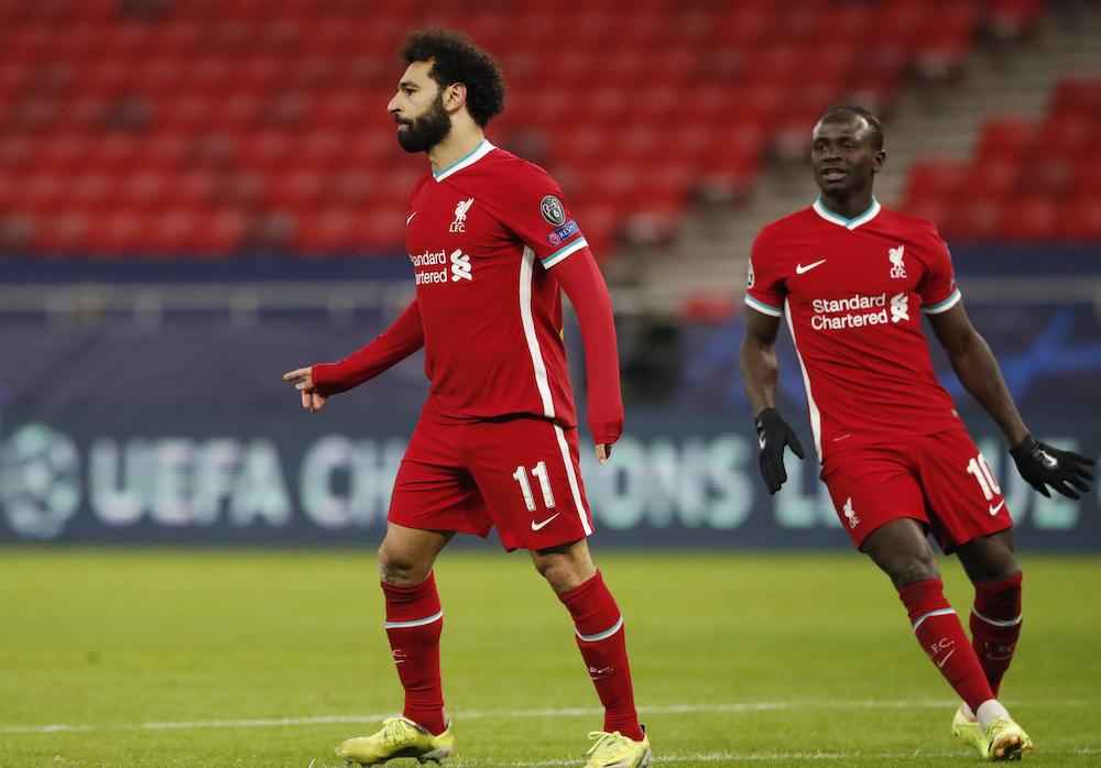 Mohamed Salah öppnar för flytt från Liverpool